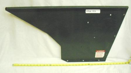 Troy Bilt Chipper/Shredder Right Hand Panel Part# 1816182