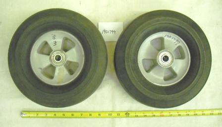 Troy Bilt Chipper/Shredder Wheel Part# 1901799