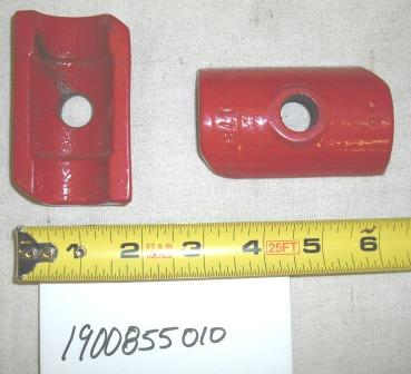 Troy Bilt Tiller Right Hand Handle Clamp Part# 1900855010