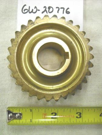 Troy Bilt Tiller Bronze Gear Part # GW-20776