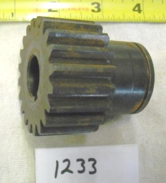 Troy Bilt Tiller Spur Gear Part# 1233