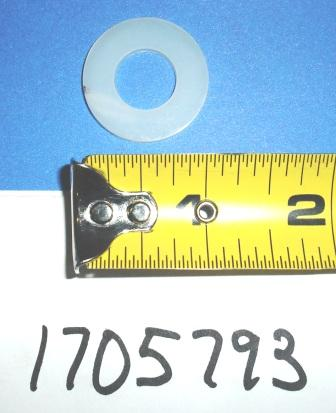 Troy Bilt Tractor Nylon Washer Part# 1705793