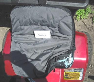 Tractor Seat Cover Part# 420-095