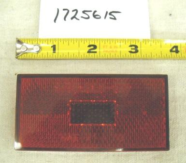 Troy Bilt Lawn Tractor Self Adhesive Reflector Part# 1725615