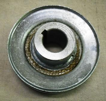 Troy-Bilt Tomahawk Chipper Drive Pulley Part # 1762644