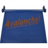 "Avalanche Original 500 1.5"" Wheel Slide Kit"