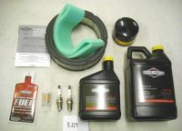 Briggs and Stratton Tune Up Kit Part# 5119