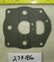 Briggs and Stratton Carburetor Body Gasket Part# 273186