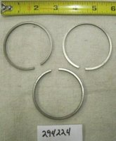 Briggs and Stratton Ring Set Part# 294224