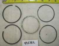 Briggs and Stratton Ring Set Part# 493782