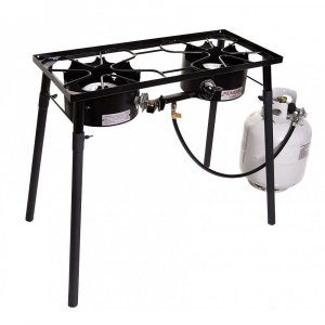 Camp Chef Pioneer 2 Burner Stove LP Grill