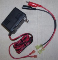 12-Volt DR Power Equipment Battery Charger