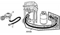 Mr. Heater Replacement Hose And Regulator Assembly