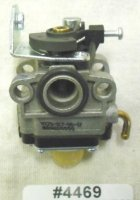 Jiffy Ice Auger Carburetor Part # 4469