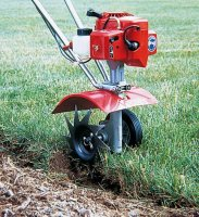 Mantis Border Edger Attachment