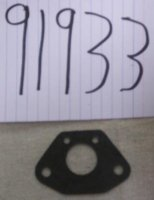 Air Box Gasket Part # 91933