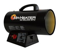 Mr. Heater 50-85,000 BTU Portable Propane Forced Air Heater F271