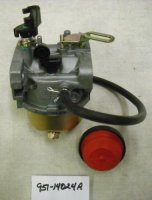 MTD Carburetor Part# 951-14024A