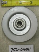 MTD Idler Pulley Part# 756-04241