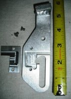 Troy Bilt Sickle Bar Replacement Thumb Latch