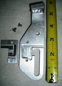 Troy Bilt Sickle Bar Replacement Thumb Latch Troy Bilt
