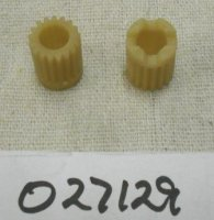 Poulan Oiler Gear Spur Part# 027129