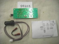 PP203 Safety Control Kit
