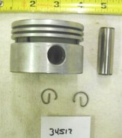 Tecumseh Piston Part# 34517