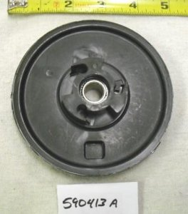 Tecumseh Recoil Pulley Part# 590413A
