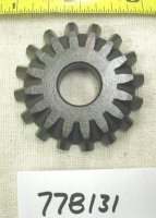 Tecumseh Bevel Gear Part# 778131