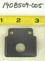 Troy Bilt On/Off Switch Bracket Part# 1908509-005