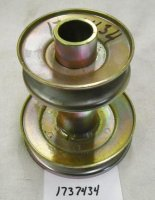 Troy Bilt Stack Pulley Part# 1737434