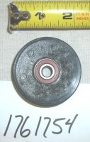 Troy Bilt Pushmower Idler Pulley Part# 1761754