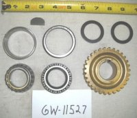 Troy Bilt Tiller Tine Gear and Bearing Kit #GW-11527 (GW11527)