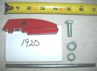 Troy Bilt Tiller 4 Speed Block Kit Part# 1920