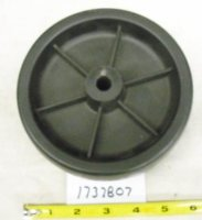 Troy Bilt Lawn Tractor Gauge Wheel Part# 1737807