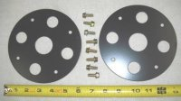 Troy Bilt Wide Cut Sprocket Plate Kit Part# 1772097