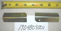 Troy Bilt Wide Cut Reinforcement Plate Part# 1904809001