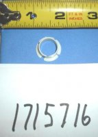 Troy Bilt Wide Cut Nylon Bushing Part# 1715716