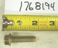Troy Wide Cut Bolt Part# 1768194
