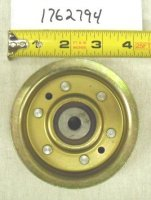 Troy Bilt Wide Cut Idler Pulley Part # 1762794