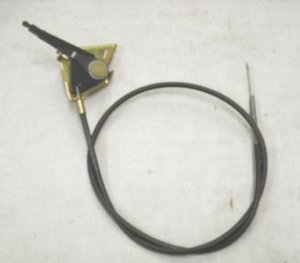 Troy Bilt Wide Cut Throttle Control Cable Part# 1768191