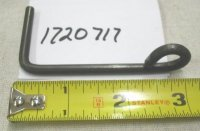 Troy Bilt Wide Cut Belt Guide Part# 1720717