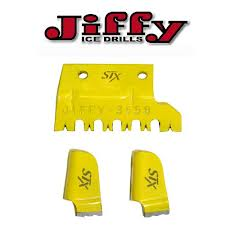10 Jiffy Ice Auger Replacement Blade Part # 3590-STX 10