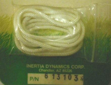 Lawn Boy Starter Rope Part# 613103 - Click Image to Close